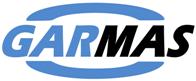 Garmas - din maskinleverandør logo