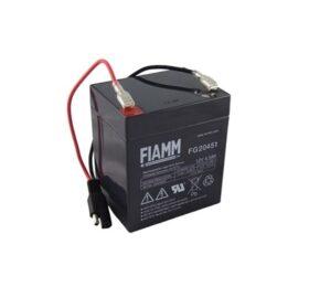 Batteri Stiga 12V 4,5Ah, 118120052/0